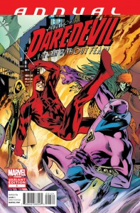 Daredevil Annual Vol 3 1 Alan Davis Variant 197x300 One Fans Ecstasy: Fantastic Four Annual #33!