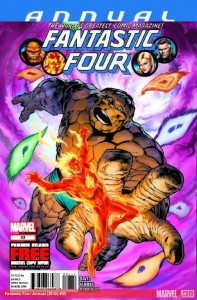 ff annual33 197x300 One Fans Ecstasy: Fantastic Four Annual #33!